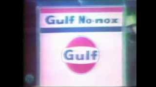 Super Bowl Gulf Commercials No Nox Gas 1968