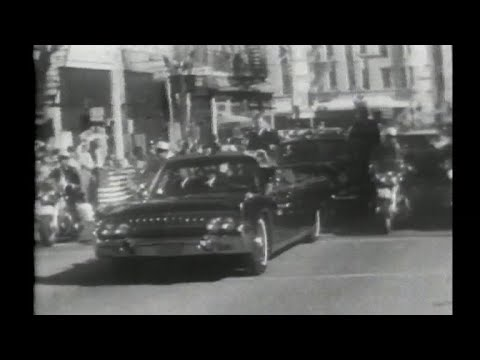 Trump to allow release of JFK assassination docs
