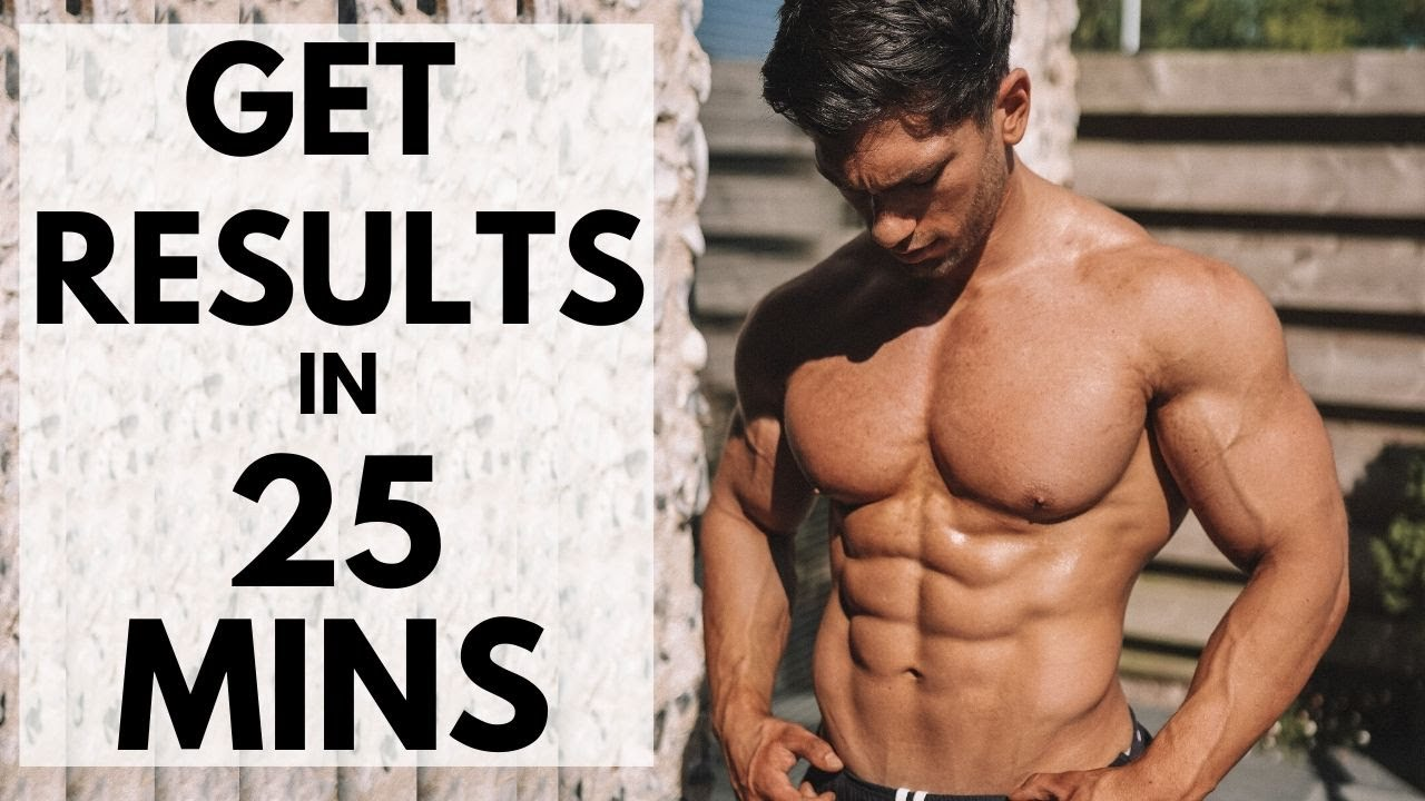 QUICK WORKOUTS FOR FAST RESULTS!