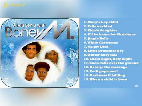 DOWNLOAD FULL ALBUM: Christmas With Boney M