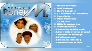 Boney M - Christmas Songs All Time, Christmas 2019