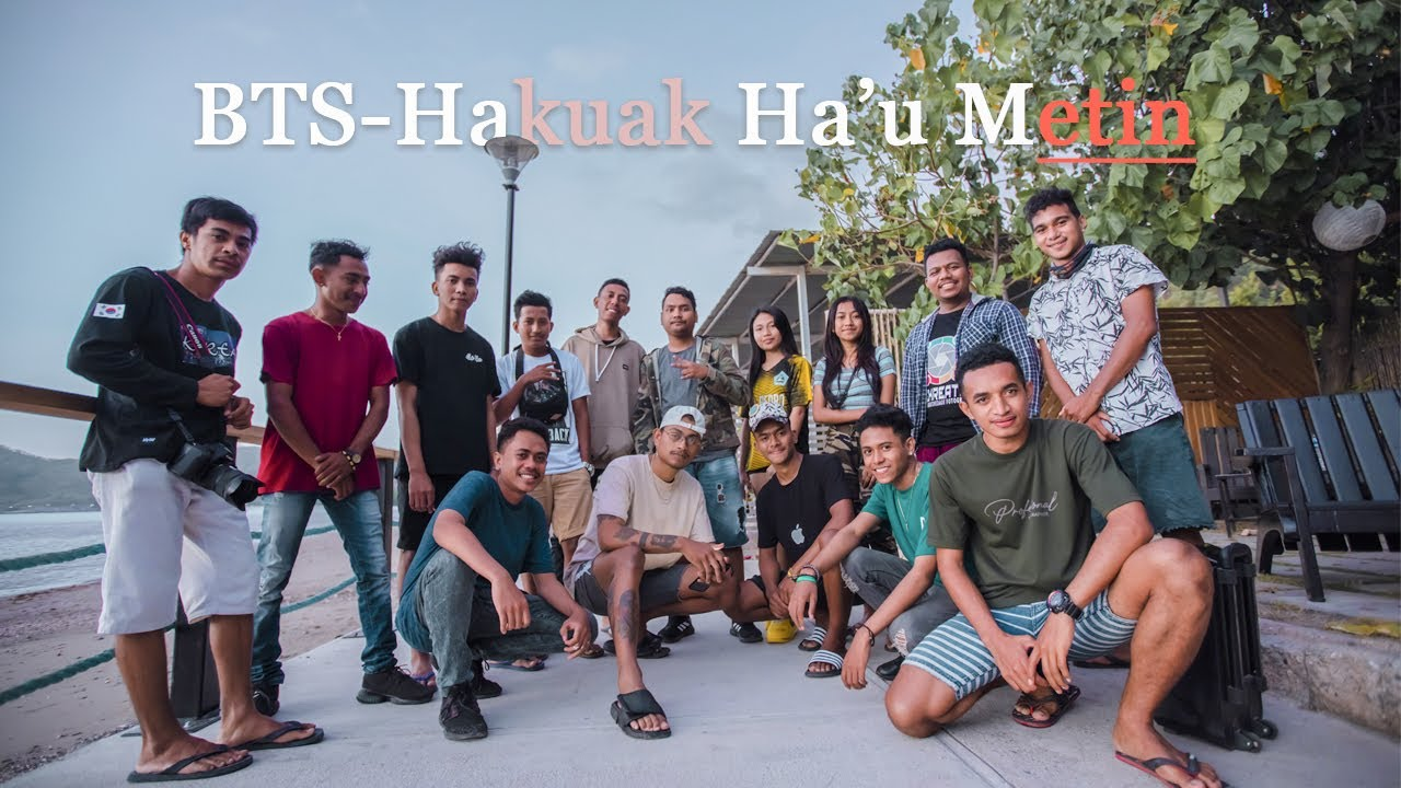 Behind The Scenes   Hakuak Ha'u Metin ( Together For Peace )