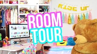 ROOM TOUR 2017 | Rachel Tisdale