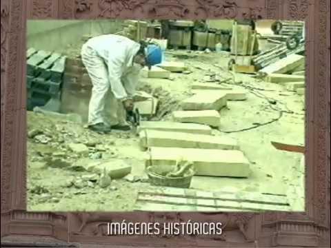 Rough dressing and ashlar masonry