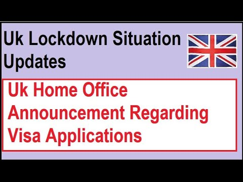 Uk lockdown update 6th November 2020 | Uk Covid-19 | Uk Jan Intake 2021 | Uk Home Office | Uk Visa