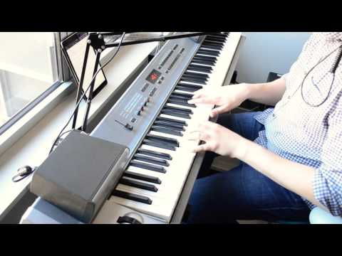 Valley Winter Song - Fountains of Wayne Piano Cover