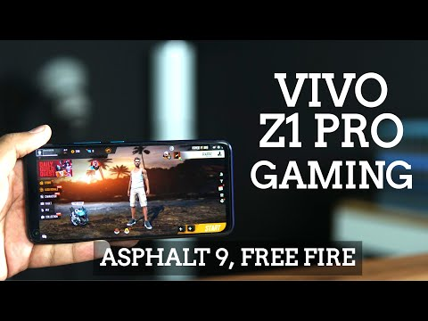 Vivo Z1 Pro Gaming Review | Asphalt 9, Asphalt 8 And Free Fire Gameplay, Graphic Performance