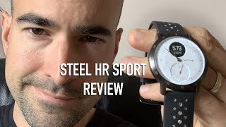 Withings Steel HR Sport | Sexiest smartwatch of 2018