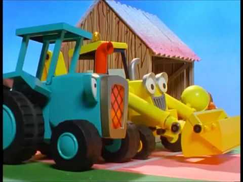 Bob the Builder 1x01 Travis and Scoops Race Day (US DUB)