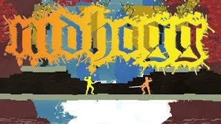 Nidhogg Gameplay Trailer (PS4)
