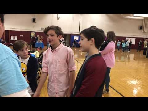 Stars of movie 'Wonder' surprise Hanover Middle School students