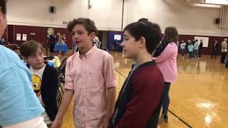 Stars of movie 'Wonder' surprise Hanover Middle School students