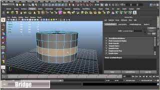 PolyDiz 1. Моделирование в Maya Уроки