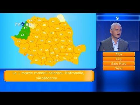 Câştigă România! - episodul 3 (@TVR)