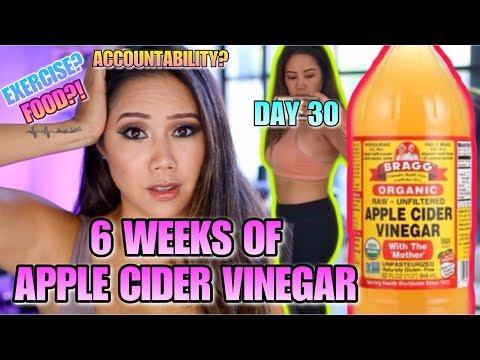 apple-cider-vinegar-weight-loss-results---drinking-apple-cider-vinegar-for-weight-loss-6-wks-results