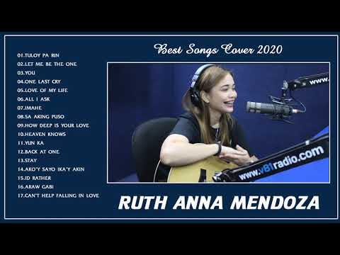 Ruth Anna Mendoza Covers 2020 | Best Songs Cover Ruth Anna Mendoza  Playlist