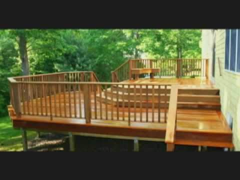 Award Winning Deck Porch And Pergola Construction And