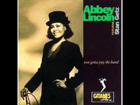 Abbey Lincoln-Brother Can You Spare  a Dime?
