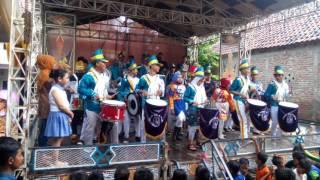 Drumband GP. Raudlatul Jannah, Babadan Japura Bakti Astanajapura Cirebon