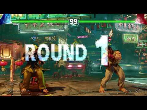 SF5 Come One, Come All SFV Mission , 5000 Fight Money!!!