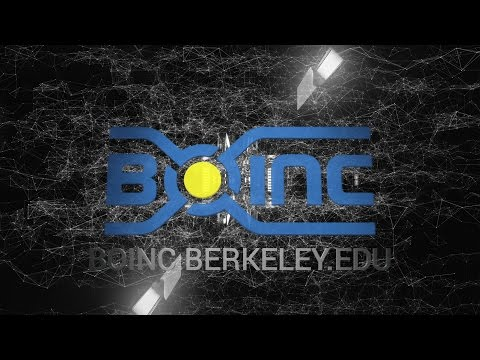 BOINC: Compute for Good, Change the World