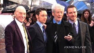 X-Men: Zukunft ist Vergangenheit - Premiere London