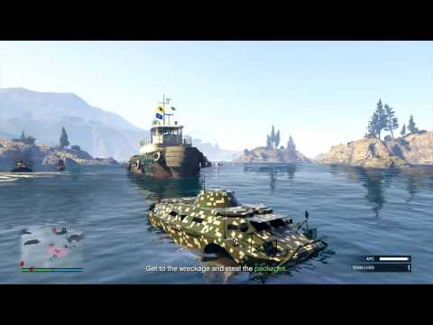Nice video bunker mission offshore assets agent 14 nolasco 666 gta 5 online