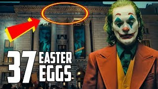 Joker Trailer: Every Easter Egg and Secret