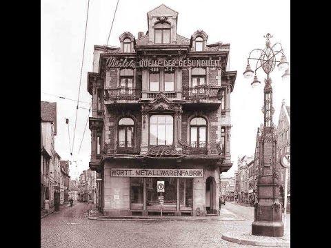Oldenburg in den 50er Jahren Teil 1