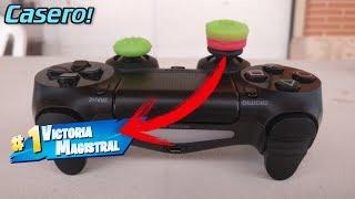 NO FALLES BALAS con este ACCESORIO CASERO para TU MANDO en FORTNITE! Consola (Ps4/Xbox One)