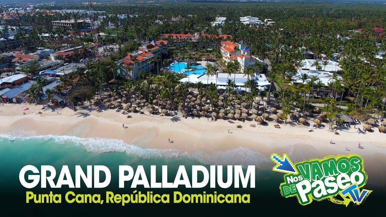 Grand Palladium Punta Cana Resort & Spa, Dominican Republic