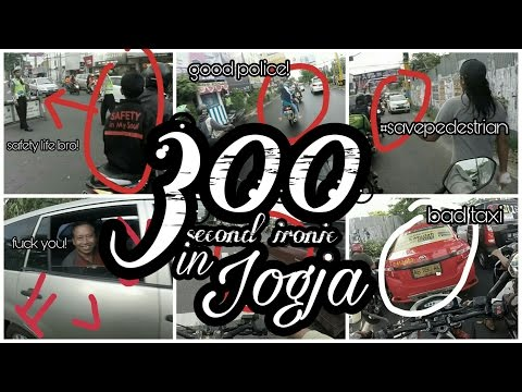 300 Detik Penuh Dengan Kemirisan Di Jogja | Jogja Undercover