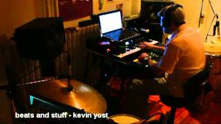 beats and stuff - kevin yost