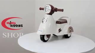каталка (толокар) Sweet Baby ATV обзор