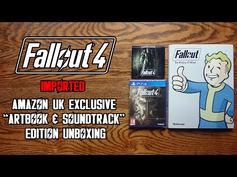 Fallout 4 Imported Amazon UK Exclusive