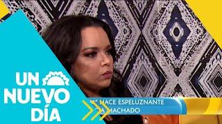 La médium latina habló con Alicia Machado sobre su hija | Un Nuevo Día | Telemundo