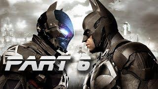 Batman: Arkham Knight Walkthrough - Part 6