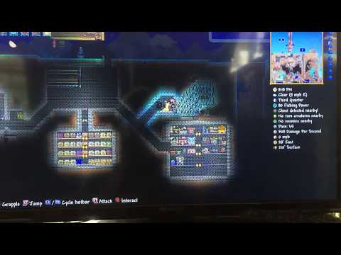 Terraria Xbox One edition coin duplication glitch