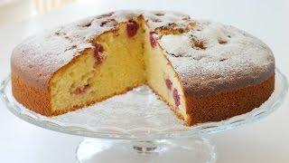 Vişneli Kek Tarifi / Sünger Gibi Vişneli Kek en iyi şekilde nasıl yapılır?
