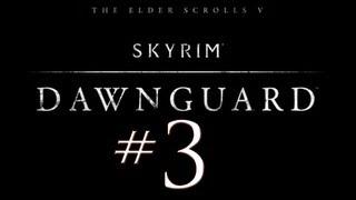 Skyrim Dawnguard DLC PC Walkthrough / Gameplay Part 3 - Meet the Vampire Lord