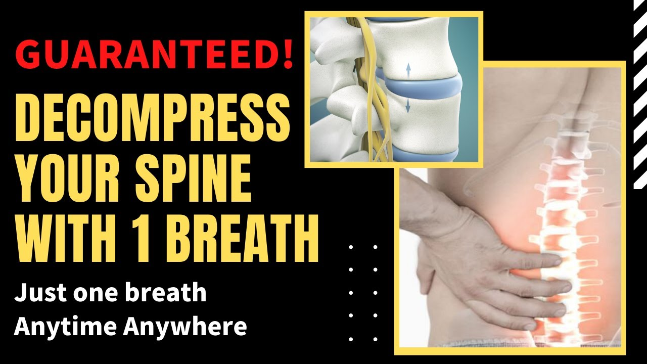 Low back pain relief with spinal decompression: bulging disc treatment