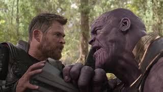 Avengers Infinity War 2018 ► Thanos vs Avengers  Wakanda Battle Scene ► Movie CLIP 4K Ultra HD