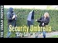 """Security Umbrella """"City Safe"""" Review"""