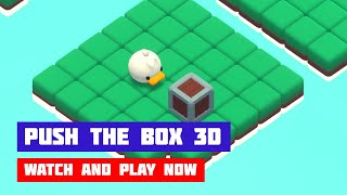Push The Box 3D · Game · Gameplay