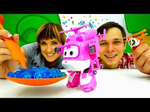 Конструктор Playmobil Toys. Собираем детскую площадку. Набор для сюжетно-ролевых игр. распаковка
