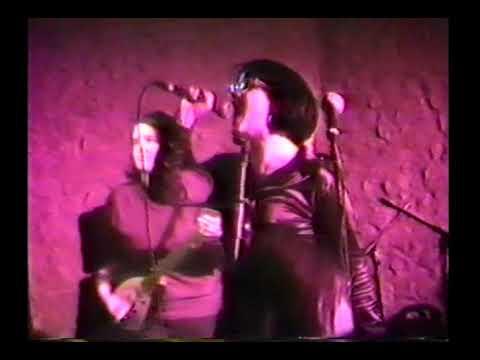 """Cold Cold Hearts """"V.R."""" live (1996)"""