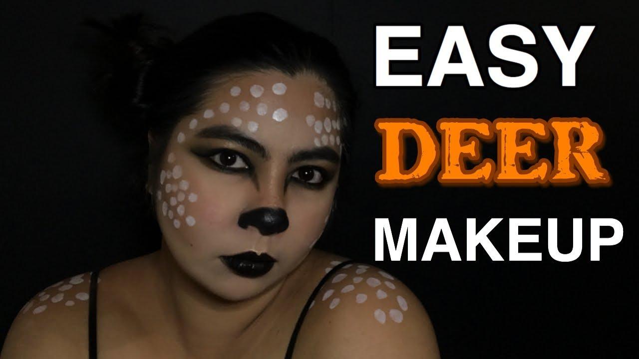 Easy deer makeup | Philippines | Beauty
