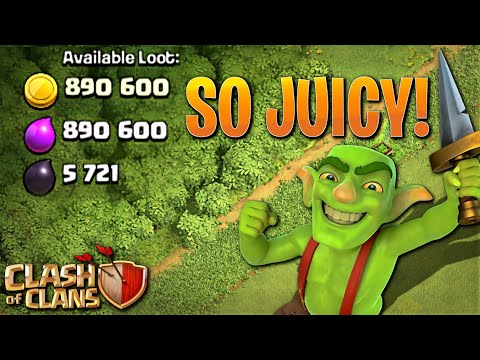 JUICIEST BASE EVER!  TH11 Let's Play ep17 | Clash of Clans