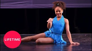 "Dance Moms: Nia's Jazz Solo - ""Broadway Baby Tribute"" (Season 3) | Lifetime"
