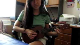 Here comes the sun (uke cover)